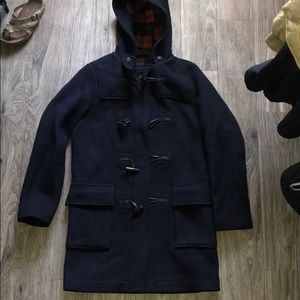 Abercrombie & Fitch peacoat